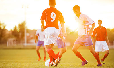 Prevea offers the only Primary Care Sports Medicine physicians