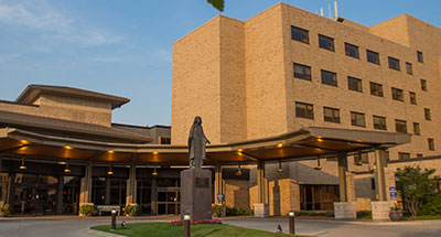 HSHS St. Mary's Hospital Medical Center has been delivering quality health care in Green Bay since 1903.