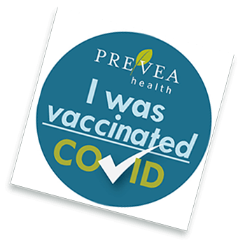 I was vaccinated for COVID-19