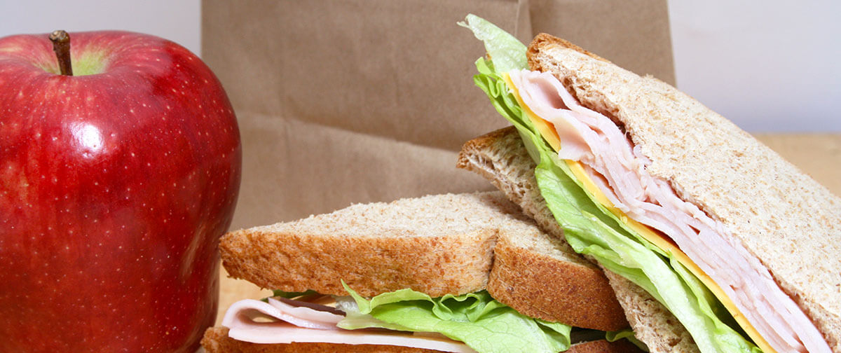 Lunch tips: brown bagging it