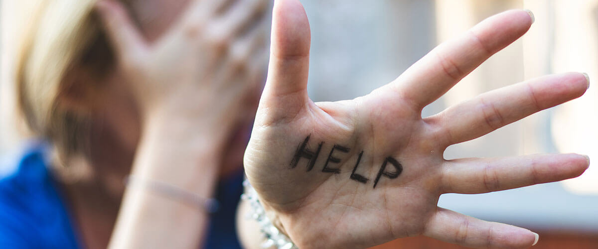 Help finding help - community resources in crisis situations